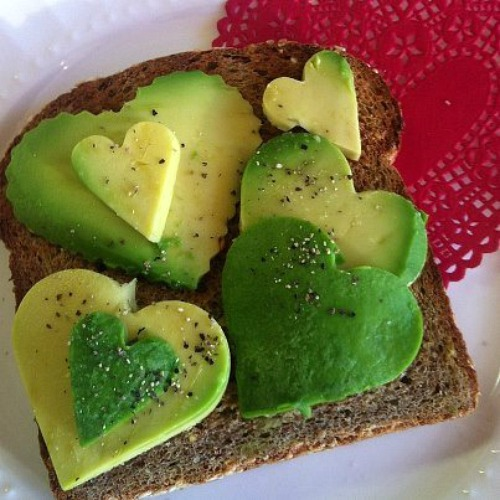 Avocado-Hearts
