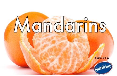 Sunkist Mandarins