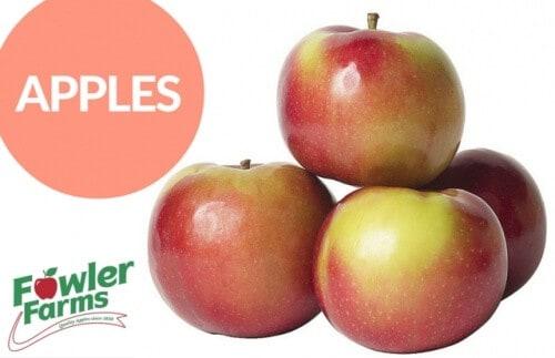 Fowler Farms Apples