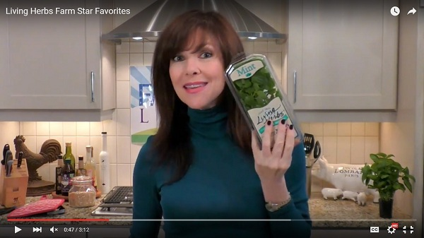 Farm Star Faves: Why We Love Living Herbs!