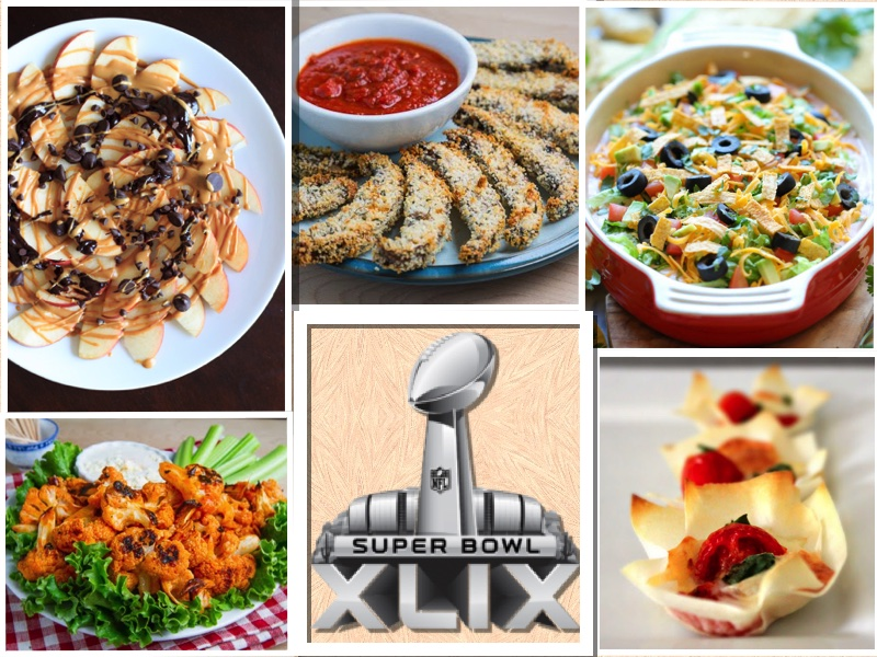 Top 5 Meat-less Recipes for the Big Game!