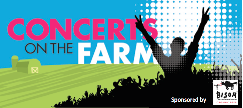 Concert on the FARM!