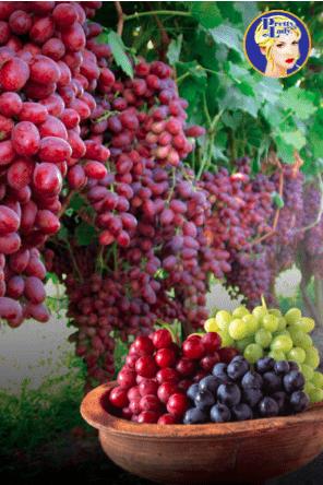 Pretty Lady Table Grapes