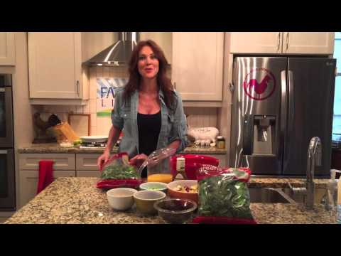WP Rawl Kale Soup and Salad