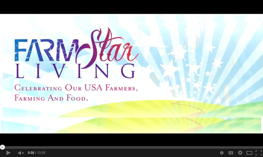 Radio Interview with Mary Blackmon on Farm Star Living Launch