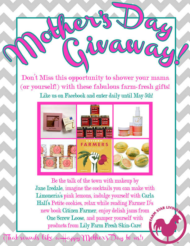 Goodies for Mom - or any Superwoman!