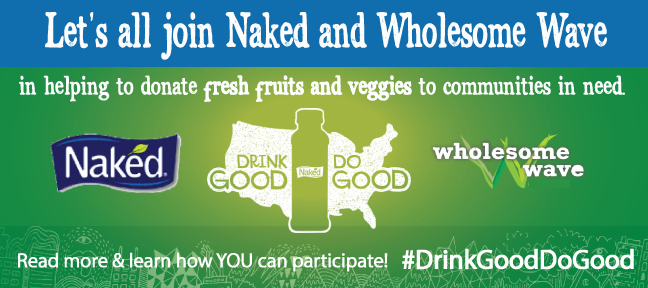 Drink Good, Do Good!