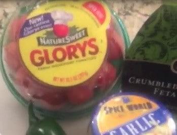 NatureSweet Stuffed Glory Tomatoes