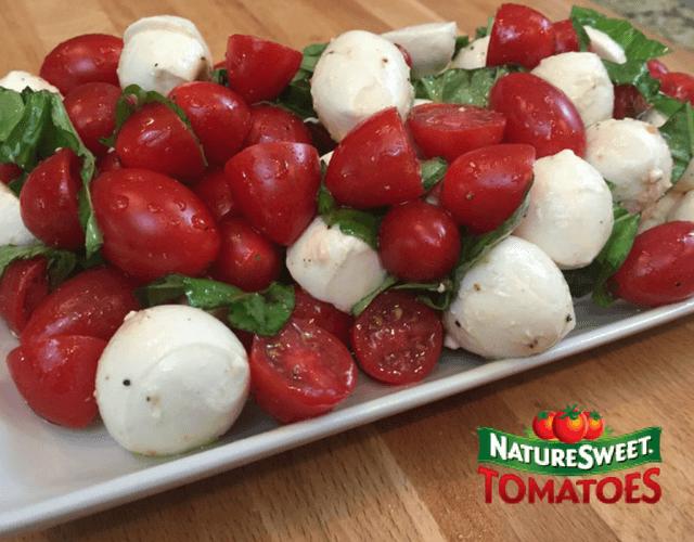 NatureSweet® Cherubs® Caprese Salad