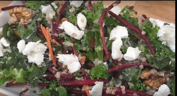 Taylor Farms Kale & Beet Salad
