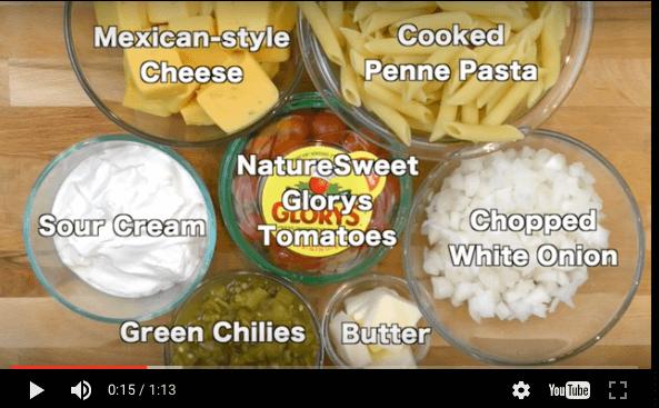 NatureSweet® GLORYS® Fancy Mac 'n Cheese