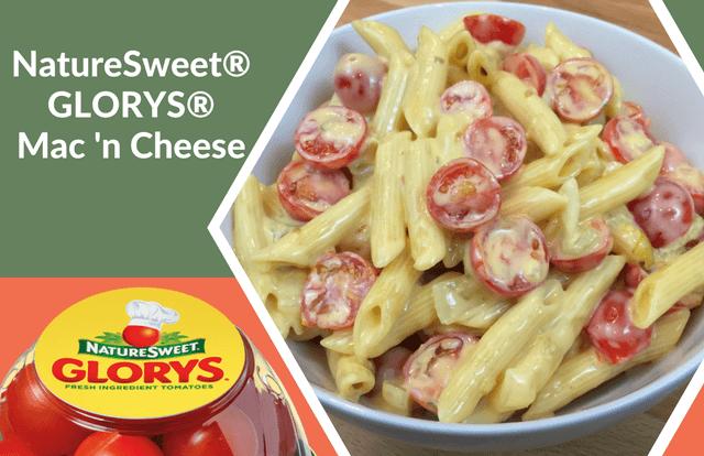 Glorys® Tomato Fancy Mac 'n Cheese
