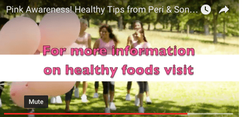Pink Awareness! Healthy Tips with Peri & Sons Farms