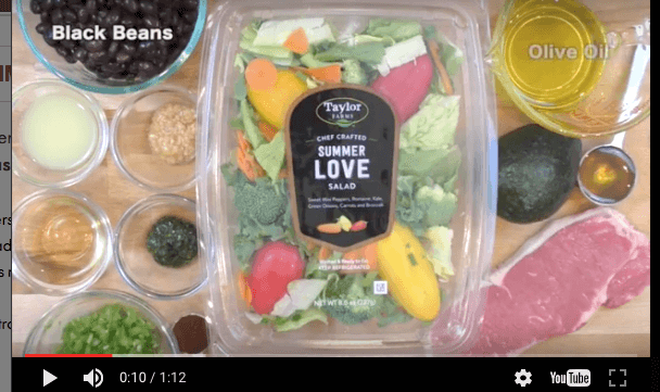 Taylor Farms Summer Lovin' Salad