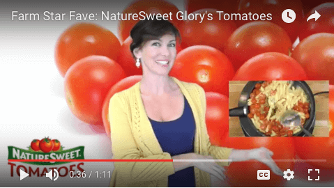 FARM STAR FAVE: NatureSweet® GLORYS® Tomatoes!