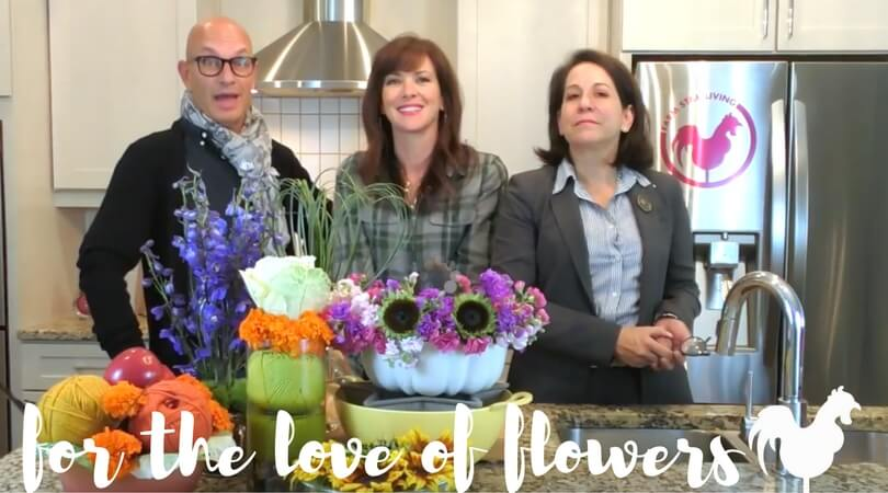Pieter Landman: Deconstructing Your Grocery Store Bouquet!