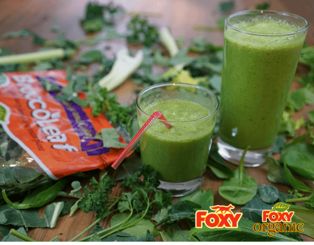 Foxy Produce Detox Smoothie