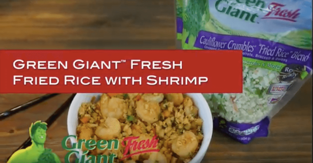Green Giant Fresh