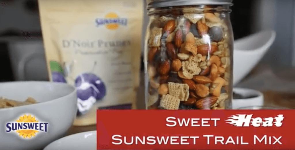 Sweet Heat Sunsweet Trail Mix