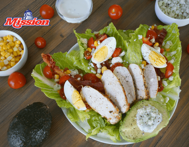 Avocado Cup Cobb Salad