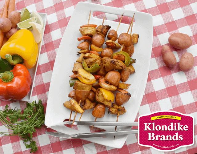 Thai Grilled Klondike Kabobs