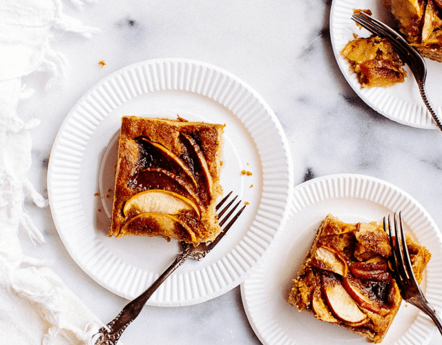Three Apple Desserts for Your Summer Picnics