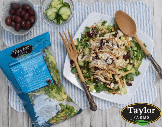 Taylor Farms Mediterranean Crunch Chopped Salad