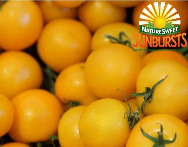 Health Benefits of NatureSweet® SunBursts® Tomatoes