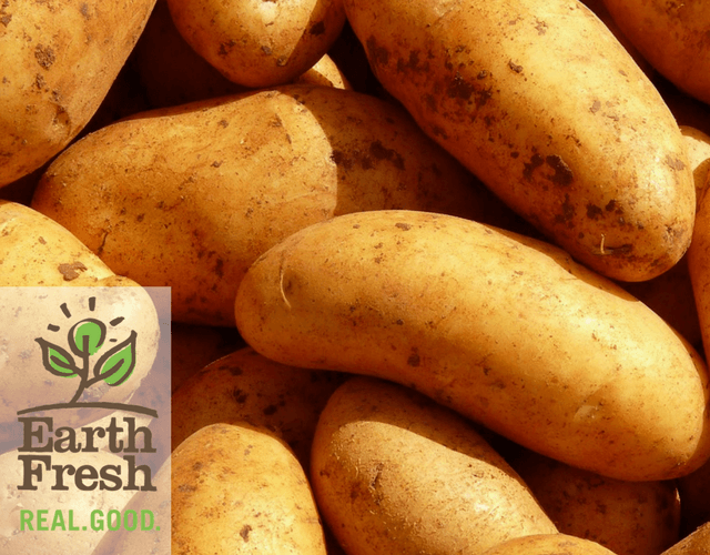 Earth Fresh Organic Potatoes