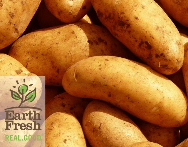 Earth Fresh Organic Potatoes