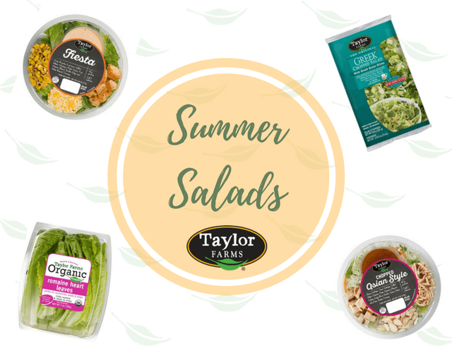Summer Salads with Taylor Farms