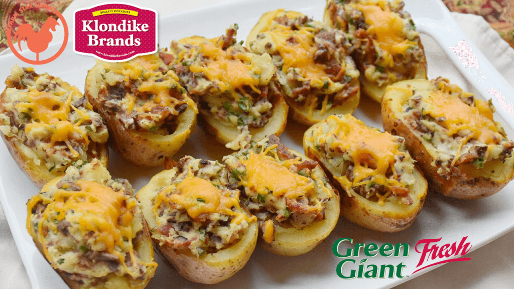 Klondike Twice Baked Potatoes