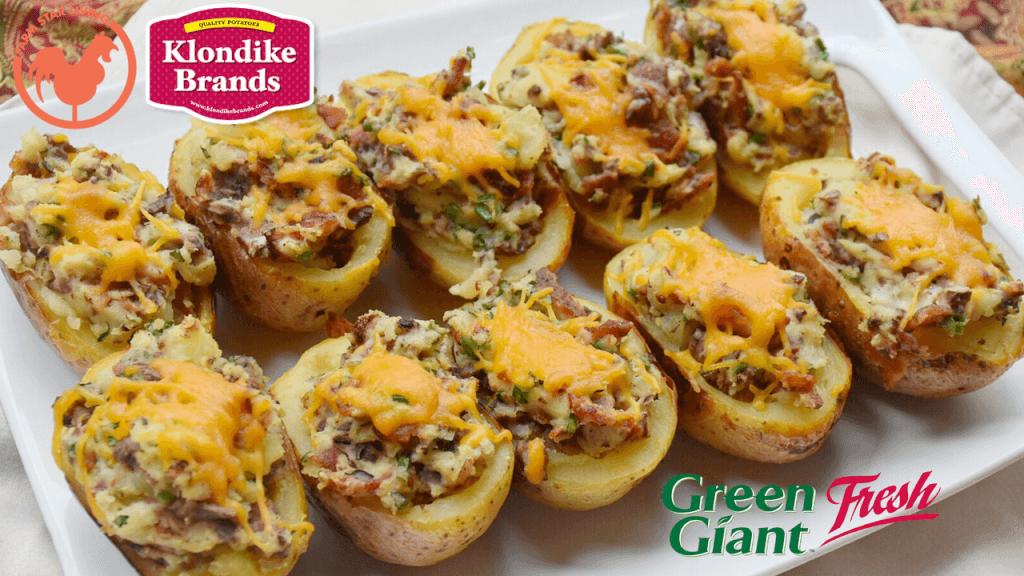 Klondike Twice Baked Potatoes