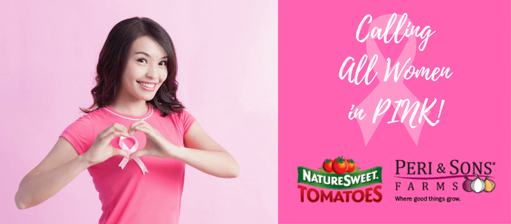 Calling All Women in PINK! 5 Tips for Healthy Living