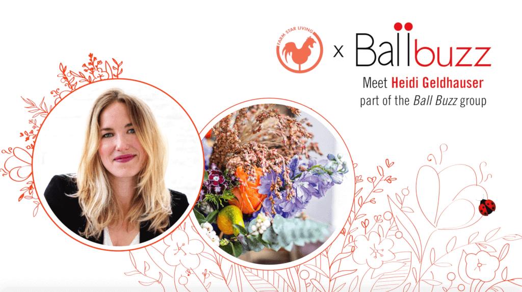 October Ballbuzz - Meet Heidi!