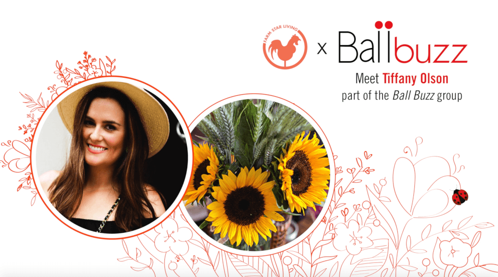October Ballbuzz - Meet Tiffany!