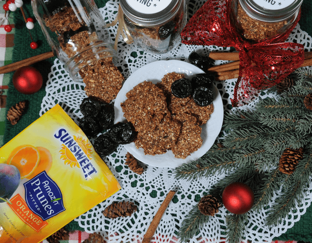 3-Ingredient Prune Cookies