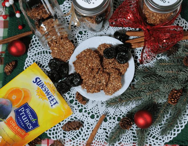 3-Ingredient Prune Cookies