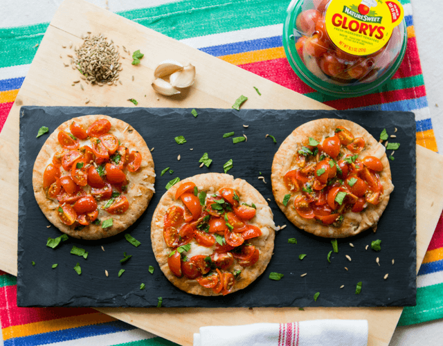 Glorys® Tomato Pizza Bites