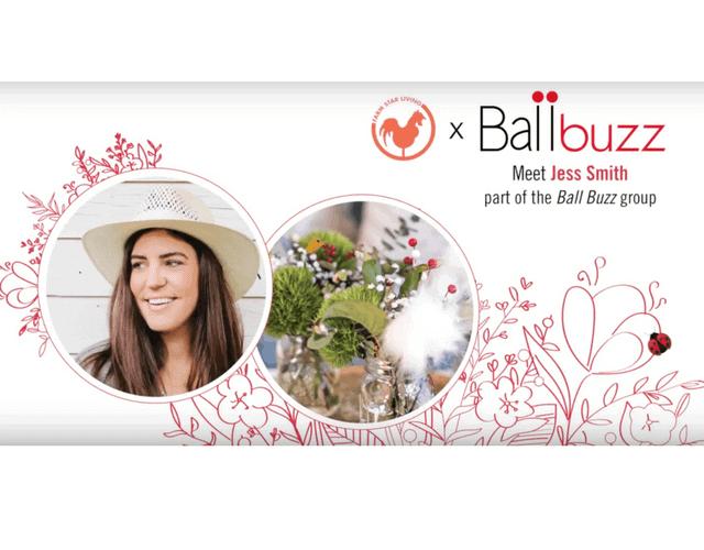 December Ballbuzz – Meet Jess!