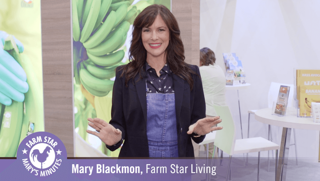 Farm Star Mary's Minutes: The Coliman Farm