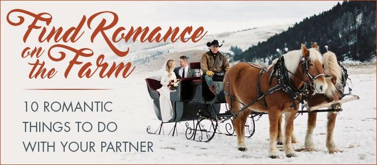 Find Romance on the Farm
