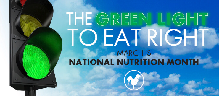 Find Balance for National Nutrition Month