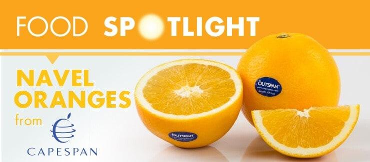 Capespan Navel Oranges