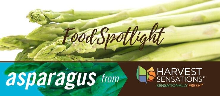 Harvest Sensations Asparagus