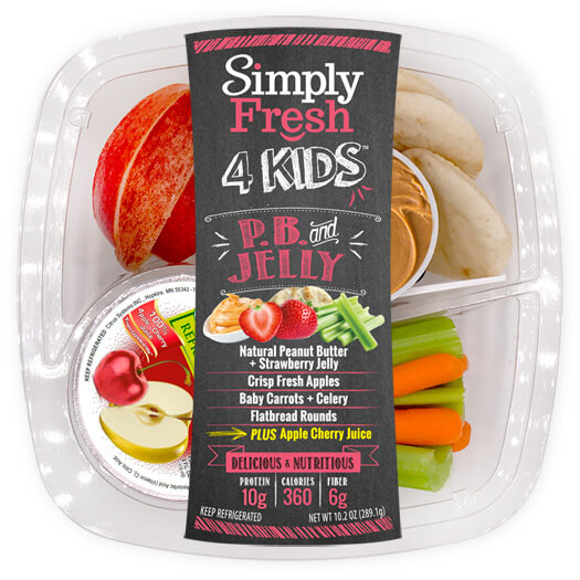 Simply Fresh by FiveStar Gourmet Foods