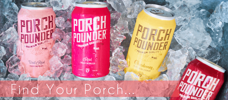 Find Your Porch with Porch Pounders