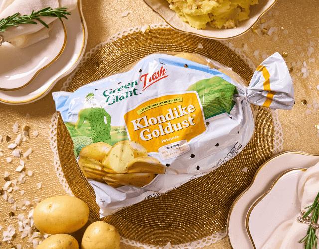 Green Giant™ Fresh Goldust Potatoes