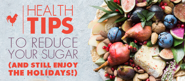 Reduce Sugar Intake this Holiday