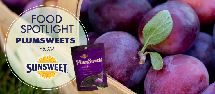 PlumSweets™—Dark Chocolate and Diced Prunes